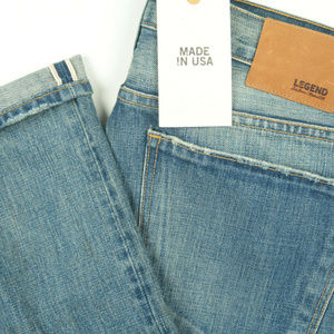 Lucky Brand Selvedge Skinny Jeans 31x32